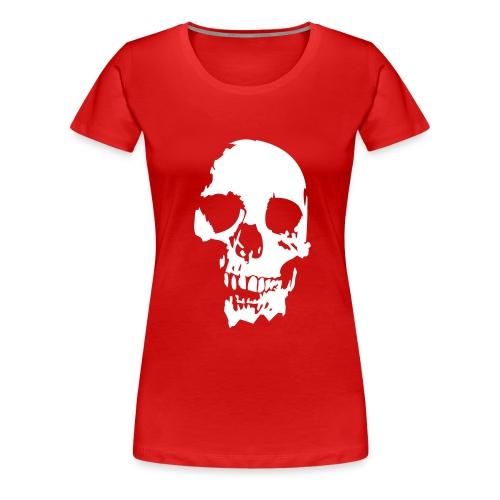 Skullz - T-shirt Premium Femme