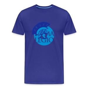 Hombre camiseta Basis Roman Legio - Camiseta premium hombre