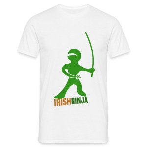 Irish Ninja - Men's T-Shirt