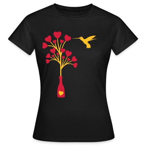 Kolibri *deluxe* - Frauen T-Shirt