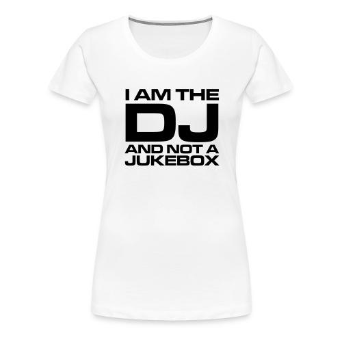 Dj2 - T-shirt Premium Femme