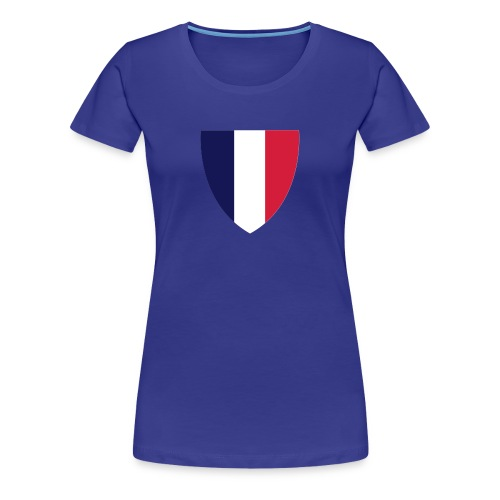 France - Vrouwen Premium T-shirt