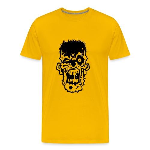 Zombie - Camiseta premium hombre