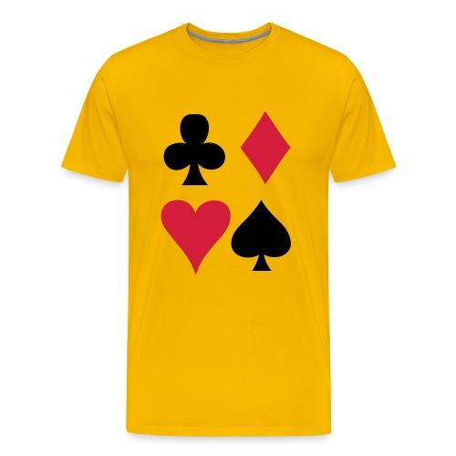 Sng-Cards - Men's Premium T-Shirt