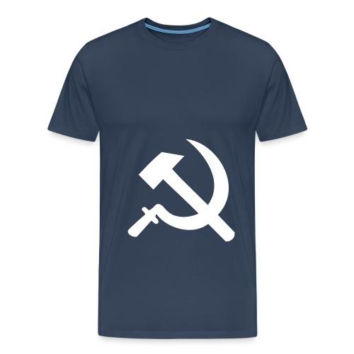 Un tanga comunista 100% - Camiseta premium hombre