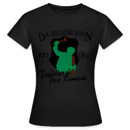 T-Shirts ~ Women's T-Shirt ~ Fearless Vampire Killers