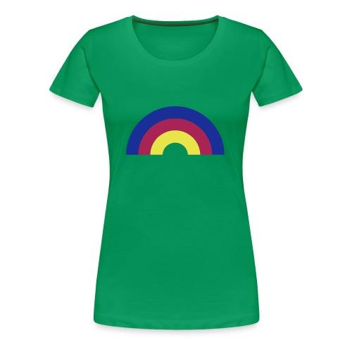 rainbow - Women's Premium T-Shirt