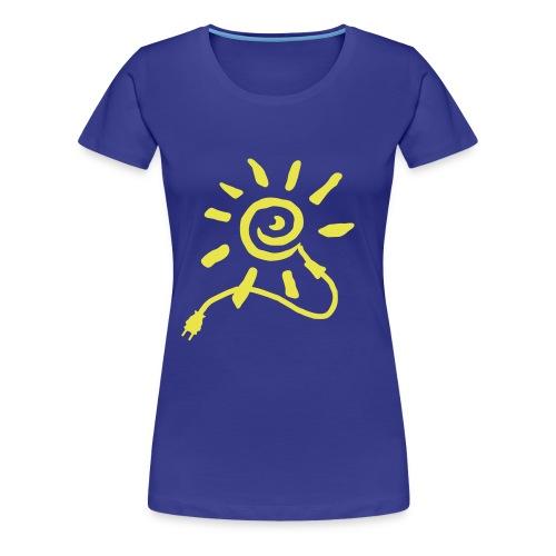 Solar Power - Women's Premium T-Shirt