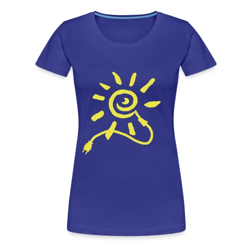 Solar Power - Women's Premium T-Shirt