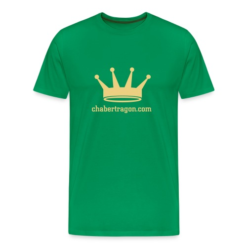 king of the world - T-shirt Premium Homme