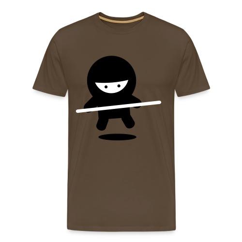 kid ninjaah - Mannen Premium T-shirt
