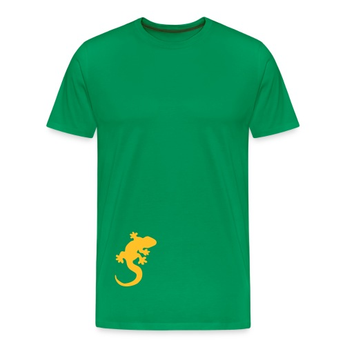 teeshirt lézard homme - T-shirt Premium Homme