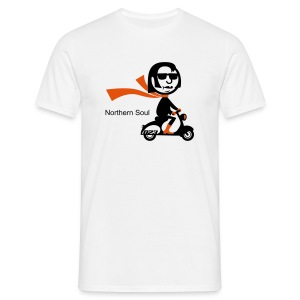 Soul and ScooterBoy - Men's T-Shirt