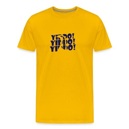 Yiddo / cockerel - Men's Premium T-Shirt