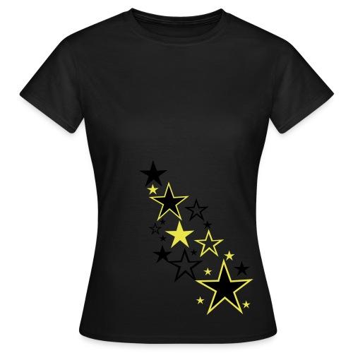 Stars - Koszulka damska