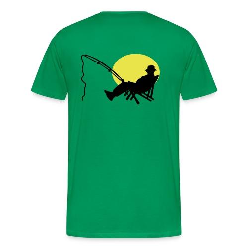 Angler 3 - Männer Premium T-Shirt