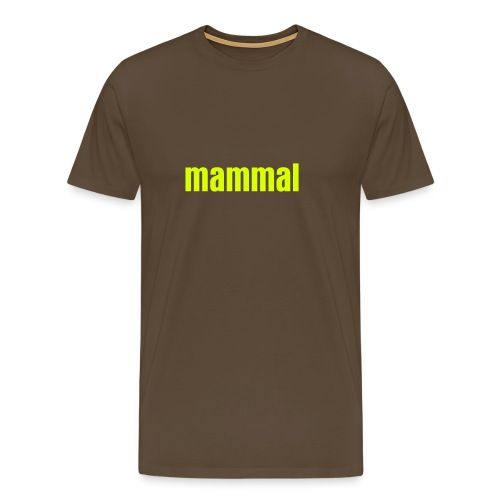 Mammal - Men's Premium T-Shirt