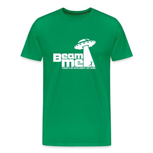 Beam me - Männer Premium T-Shirt