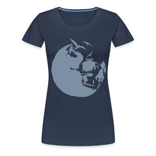 Dark Side Of The Moon - Women's Premium T-Shirt