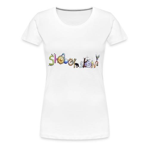 T-Shirt Shobelasten F4 (voir au dos !) - T-shirt Premium Femme