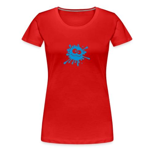 Stressende hverdag - Premium T-skjorte for kvinner