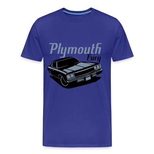 Fury - T-shirt Premium Homme