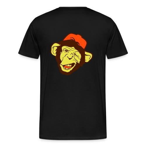 Native Monkey Tee - Premium T-skjorte for menn