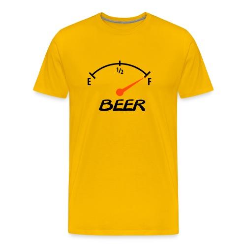 fullofbeer - Maglietta Premium da uomo