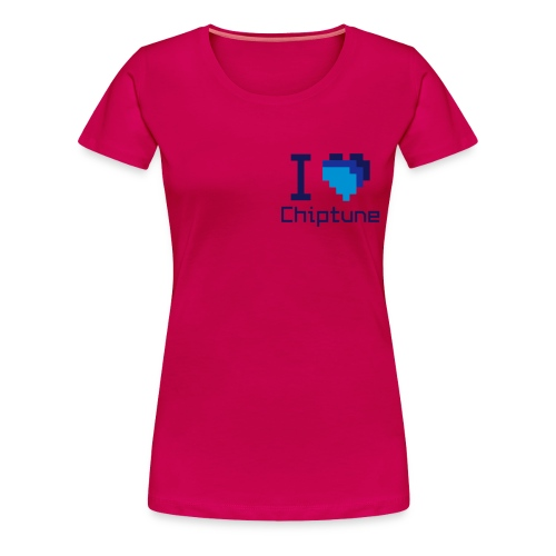 Chiptune lovers from the syn2cat Hackerspace - Women's Premium T-Shirt