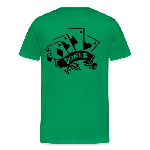 ICH HASSE POKERSHIRTS PKS.INC Shirt - Männer Premium T-Shirt