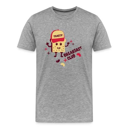 Breakfast Club Men - Men's Premium T-Shirt