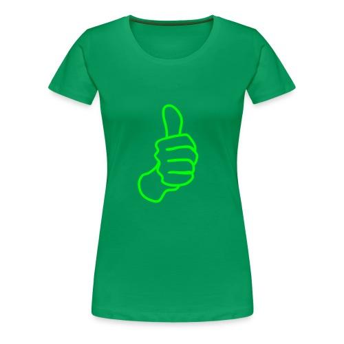 Pouce - T-shirt Premium Femme