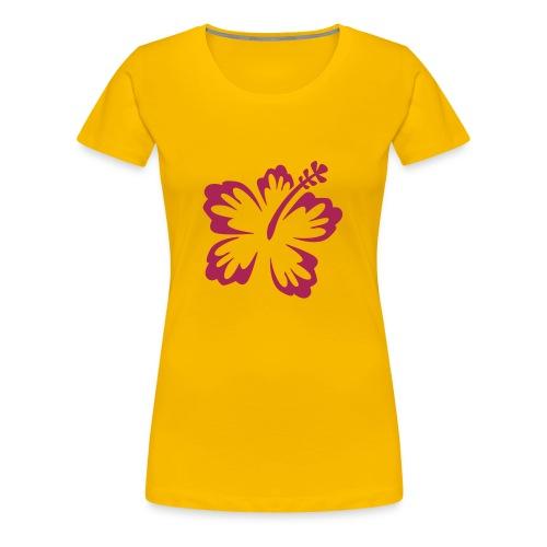 pink orchid - Women's Premium T-Shirt