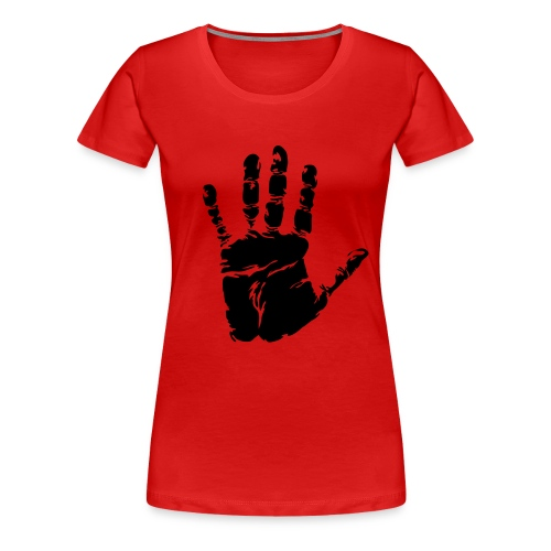stop - Camiseta premium mujer