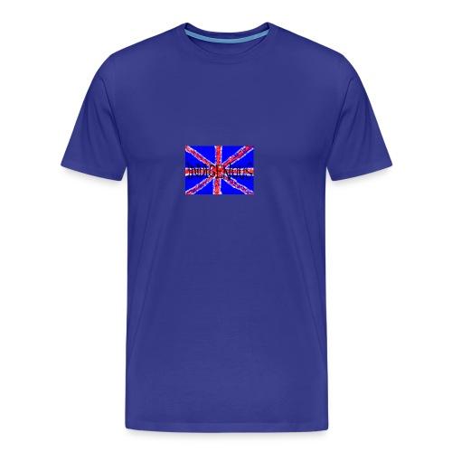 brit n proud - Men's Premium T-Shirt