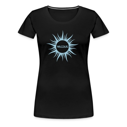 Waltari Frozen / black - Women's Premium T-Shirt