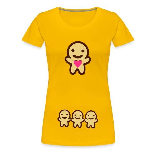Cutie kaway shirt - Maglietta Premium da donna
