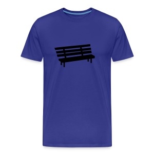 Available in different colours - Mannen Premium T-shirt