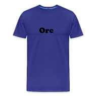 Tee shirts ~ T-shirt Premium Homme ~ Orc
