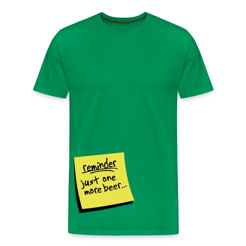 Post it  - Men's Premium T-Shirt