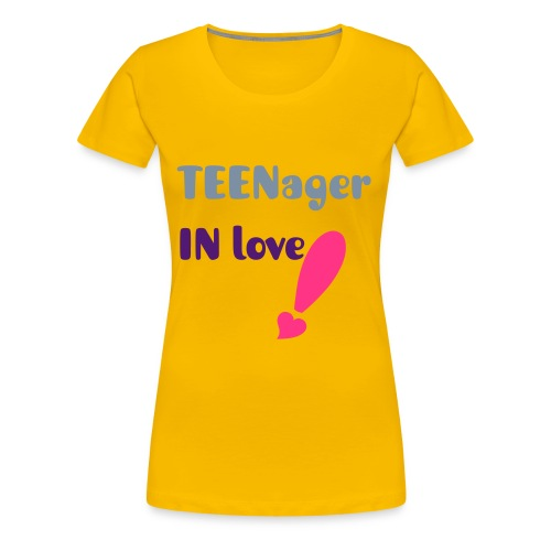 Teenager - Women's Premium T-Shirt