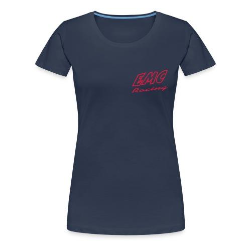 EMC Frauen T-Shirt  - Frauen Premium T-Shirt