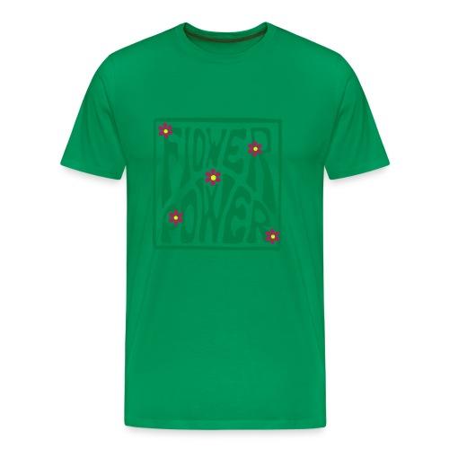 Flower Power. - T-shirt Premium Homme