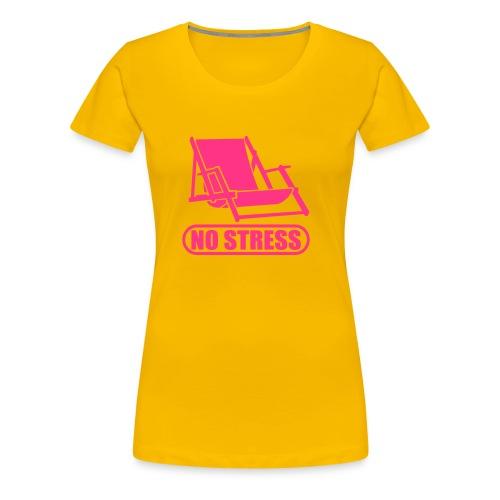 Beach tee  - Women's Premium T-Shirt
