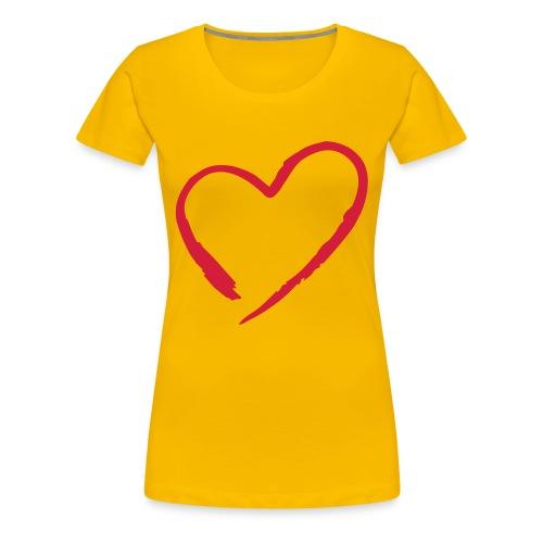 DuckLove - Women's Premium T-Shirt