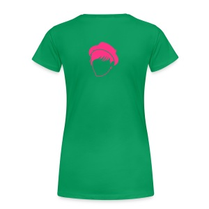 Girlieshirt - Run away  - Frauen Premium T-Shirt