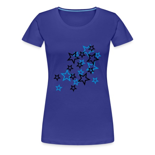 starrie tee - Women's Premium T-Shirt