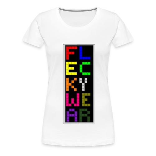 Ladies Shirt - Blocks - Frauen Premium T-Shirt