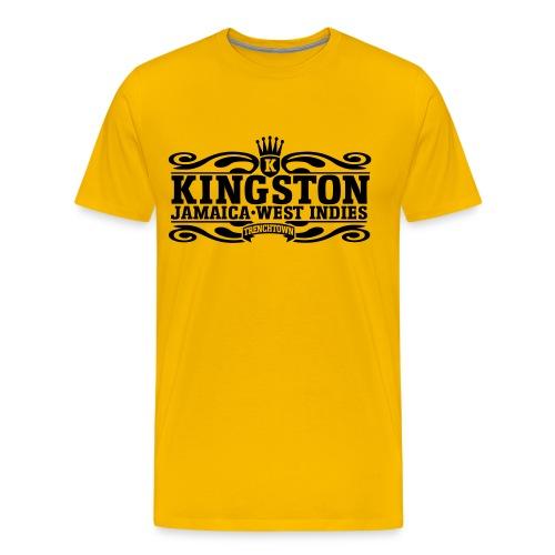Jamaica - Miesten premium t-paita