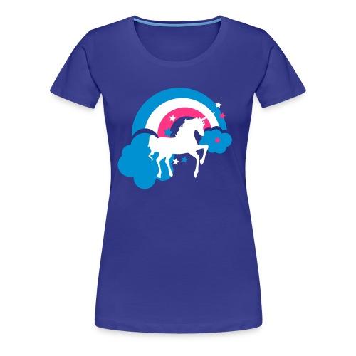 Girly Shit Women - Women's Premium T-Shirt
